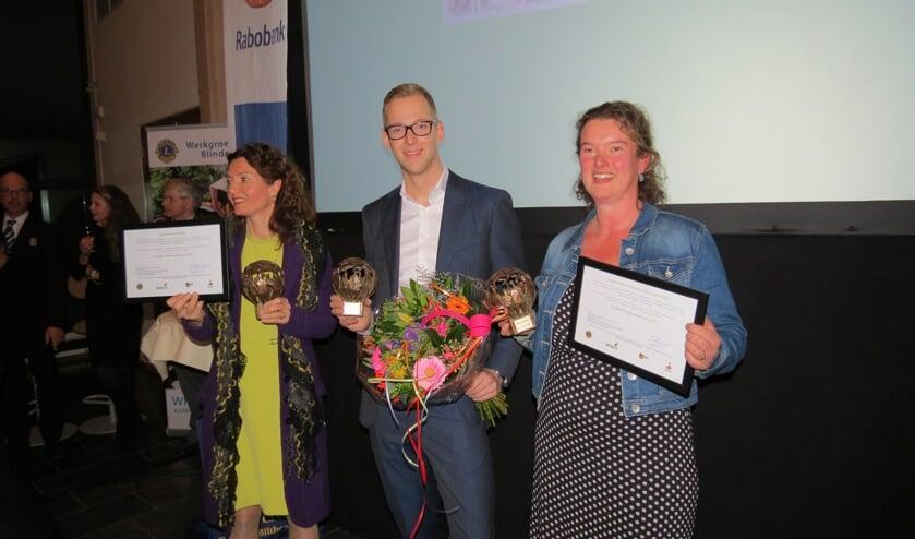 En de winnaars zijn…. Greenlink Nederland, Gilde Personeel en Landwinkel De Hooierij.