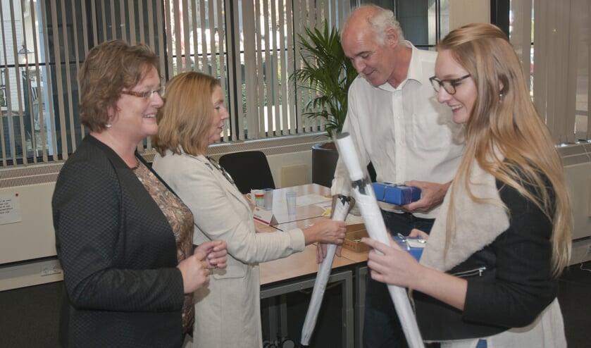 Maarten Versteegh (Simagine) ziet duidelijke mogelijkheden voor werkzoekenden'. (foto Jacqueline Sluis)
