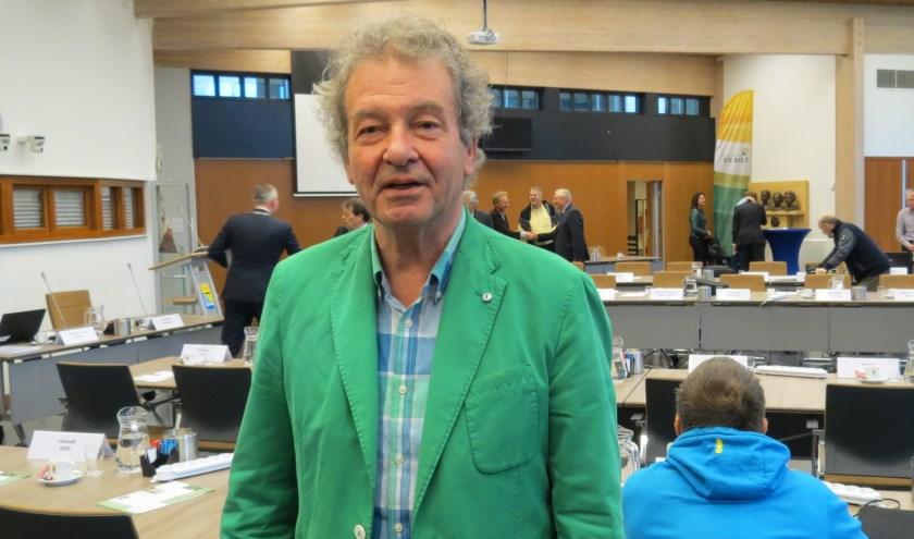 Ebbe Rost van Tonningen vroeg en kreeg een spoedinterpellatie.