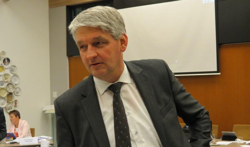 Johan Slootweg stemt vanwege de generieke bezuiniging op de formele zorg tegen de kadernota.