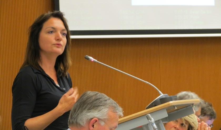 Connie Brouwer wil dat bij de opheffing van het BRU het resterende geld naar de deelnemende gemeenten terugvloeit.