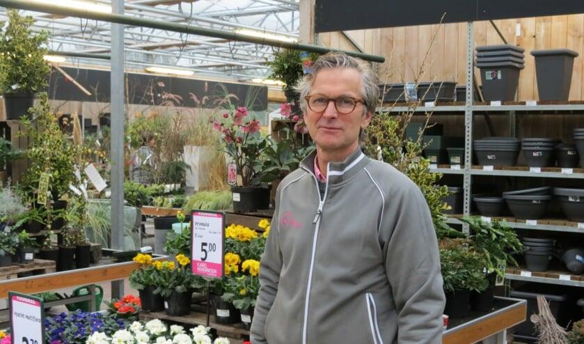 Bij Karel Hendriksen is de lente alweer zichtbaar.