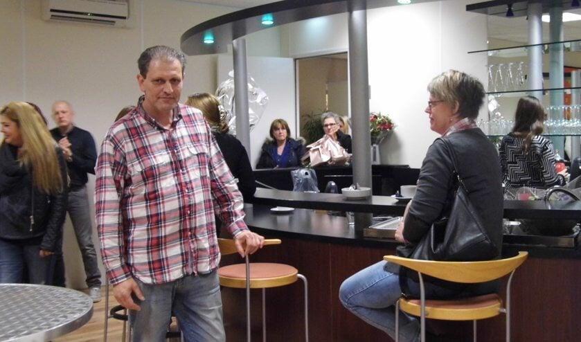Bert van Zantwijk is enthousiast over zijn Wellnesscentrum Oostveen in Maartensdijk en de mogelijkheden die het nog meer biedt.