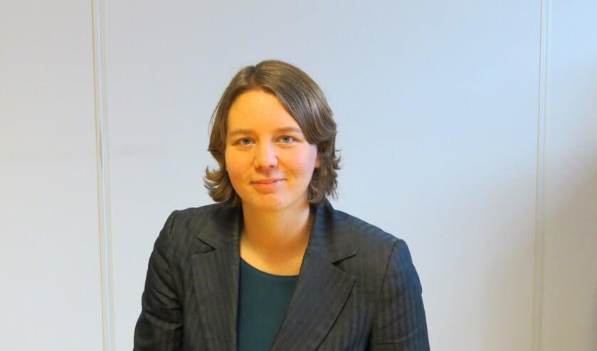 Elma Roelvink noemt haar werk heel interessant en afwisselend.