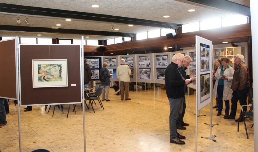 De tentoonstelling was o.a. al eerder te zien bij WVT aan de Talinglaan te Bilthoven.