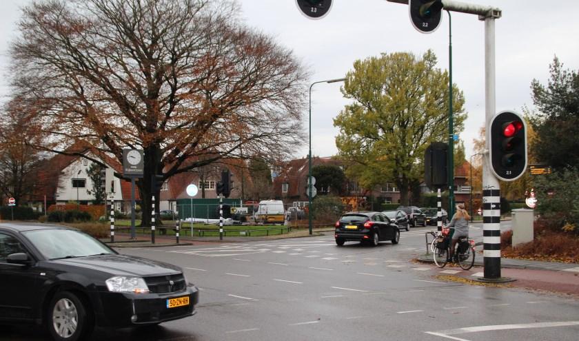De kruising Dr. Letteplein - Groenekanseweg behoort tot de top vijf van de gevaarlijkste verkeerssituaties in de gemeente.