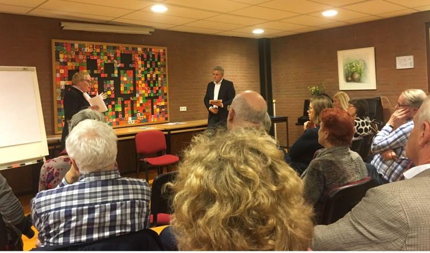 De discussieavond van de Biltse PvdA leverde veel inspiratie op.