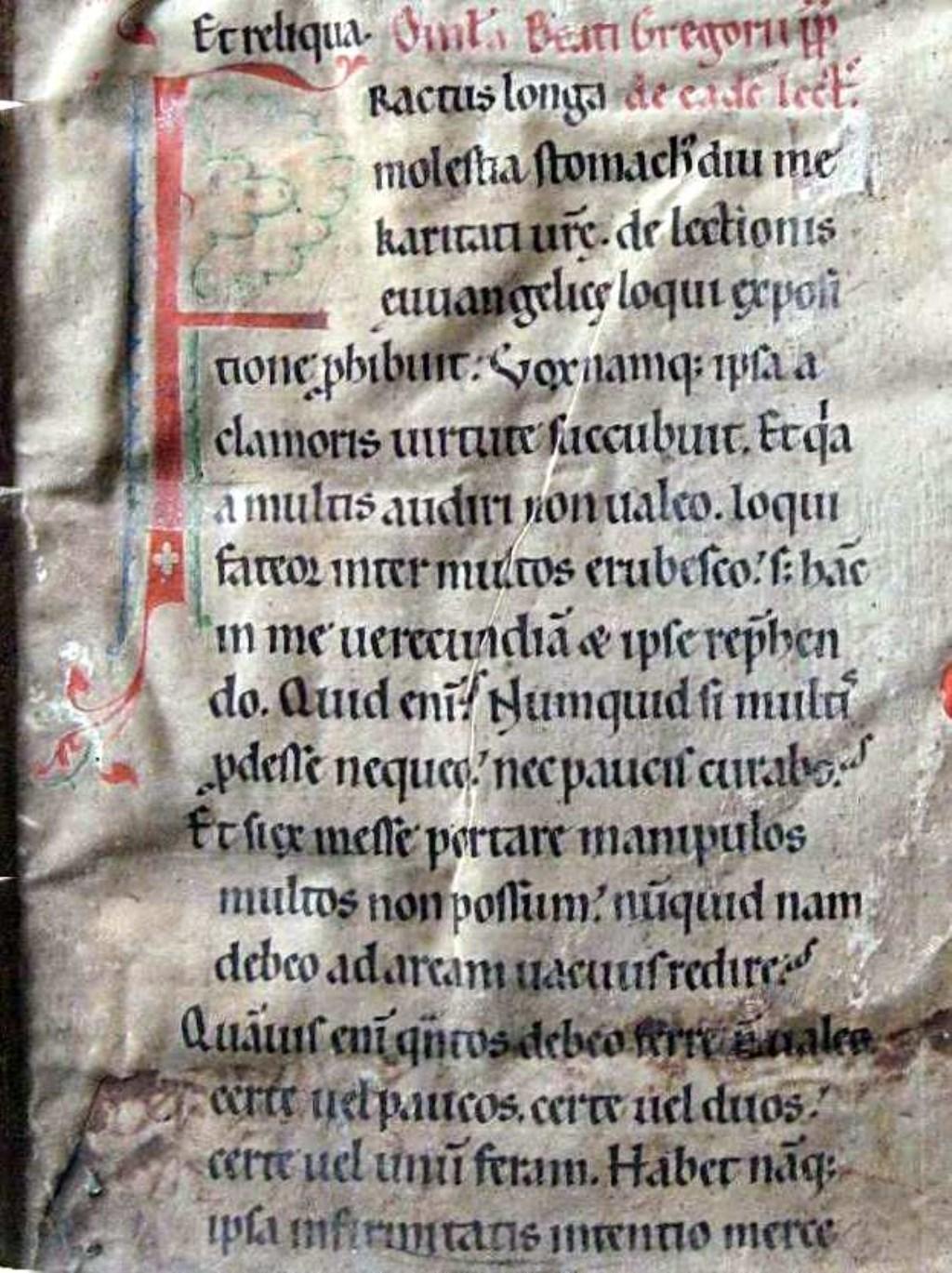 deel van het handschrift van Victor de Snyer. (Universiteitsbibliotheek Utrecht.)  © De Vierklank