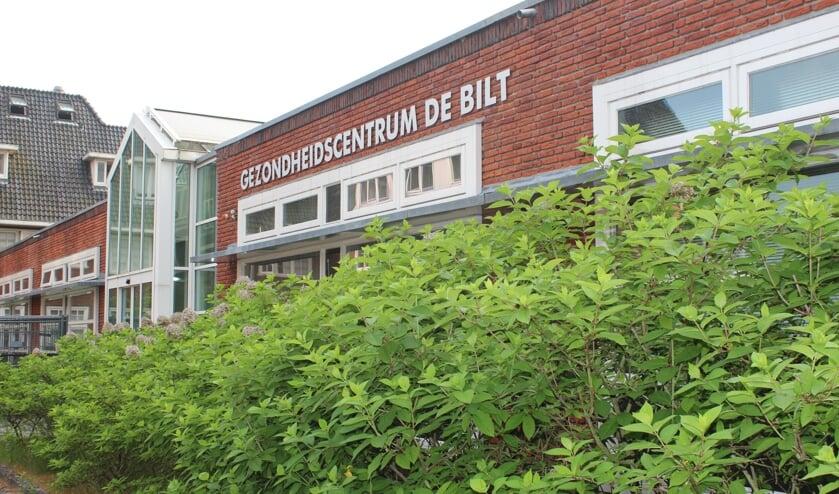 Het voormalig gezondheidscentrum. [foto Henk van de Bunt]