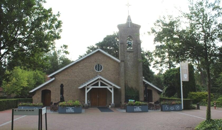 De Kapel op Het Berg en Bosch terrein is sinds kort ook trouwlocatie. [foto Henk van de Bunt]