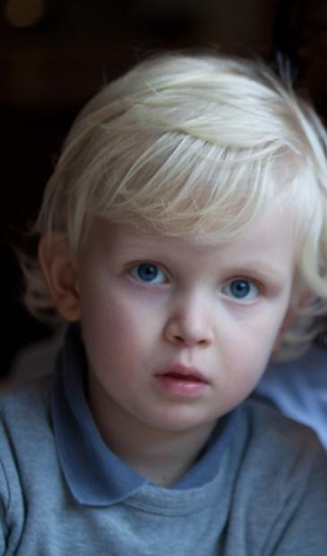 Een portretfoto van één van de leden.