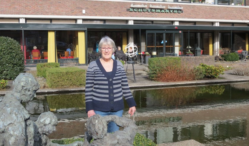 Marlies Dijkkamp wil de band met de omgeving graag versterken.