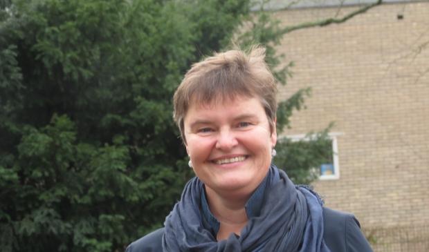 Wethouder Anne Brommersma heeft duurzaamheid in haar portefeuille. Foto:  © De Vierklank