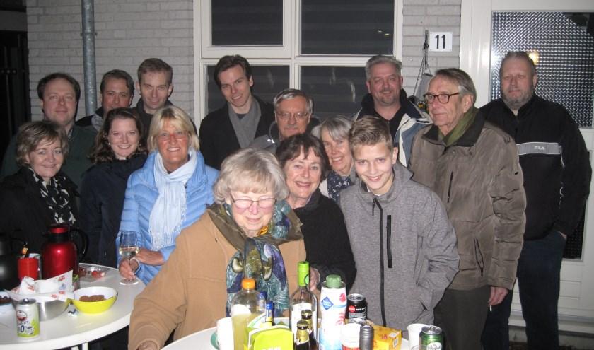 Frisse start van het nieuwe jaar bij Poorthoven II.