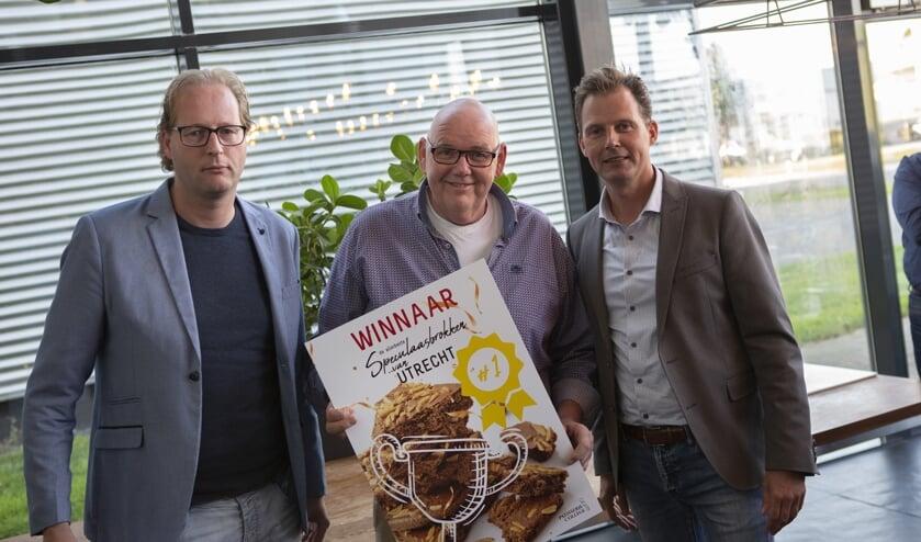 Van Ingen is een mooie award rijker.