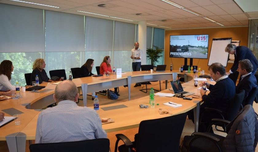 Voor de derde keer kwamen vertegenwoordigers van Biltse bedrijven en maatschappelijke organisaties bijeen om oplossingen te zoeken voor mobiliteit.