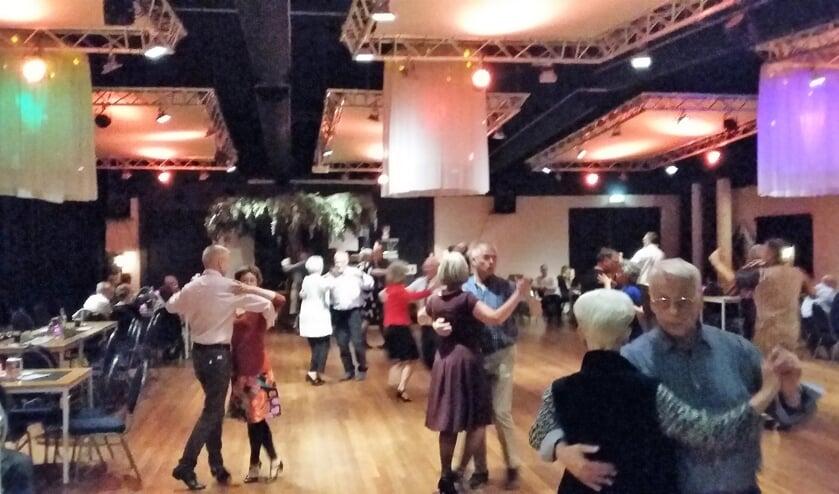 Elke 4e zaterdagavond is er Danssalon in De Bilt.