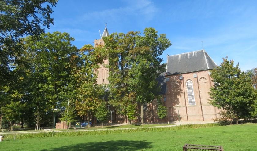 Het symposium vindt plaats in de Hervormde Kerk van Westbroek.