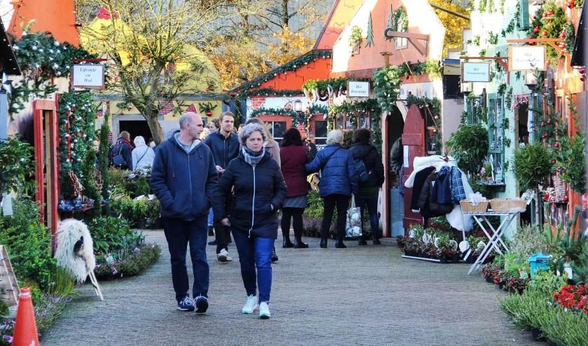 Het terrein van 't Vaarderhoogt is ingewisseld voor een prachtig, nostalgisch winkeldorp.