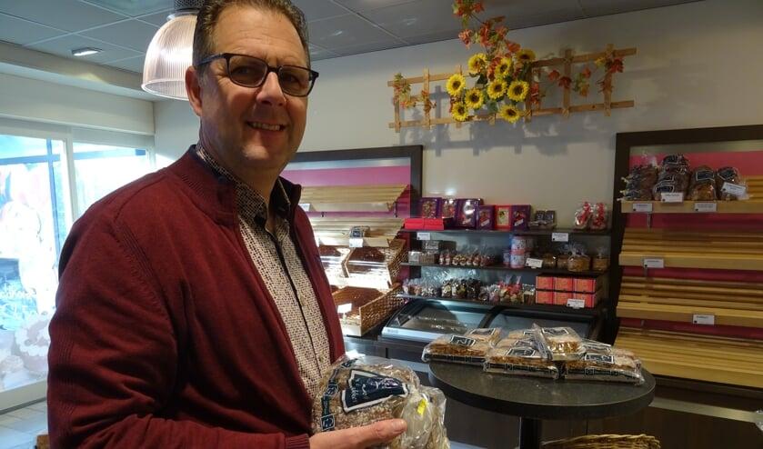 Bakker Bert Bos levert het Nationaal Schoolontbijt aan 3 scholen in deze gemeente.