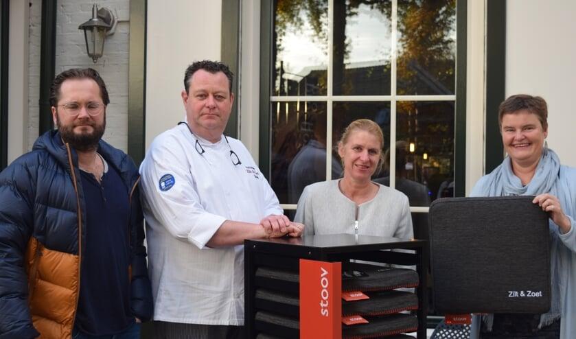 Zilt & Zoet is blij met alle aandacht voor hun restaurant