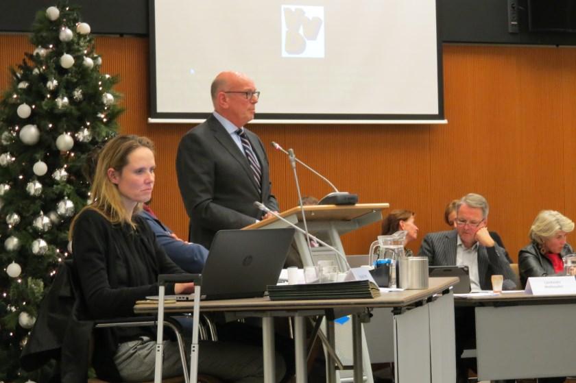 Fred van Lemmen zegt dat het coalitieakkoord overeind blijft.