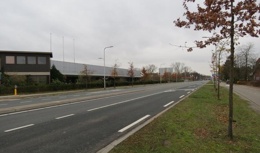 Het Hessingterrein langs de Utrechtseweg in De Bilt.
