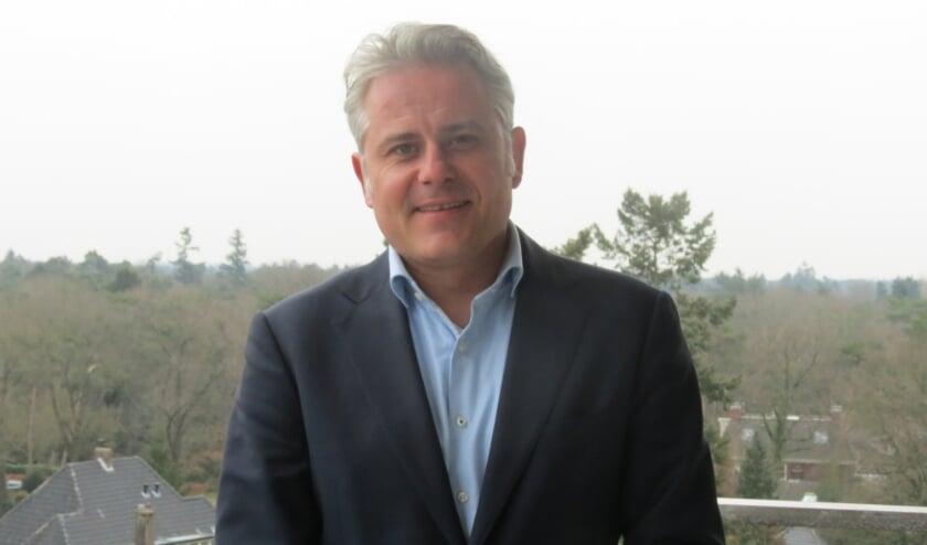 Krischan Hagedoorn zat de eerste fysieke commissievergadering sinds maart voor.