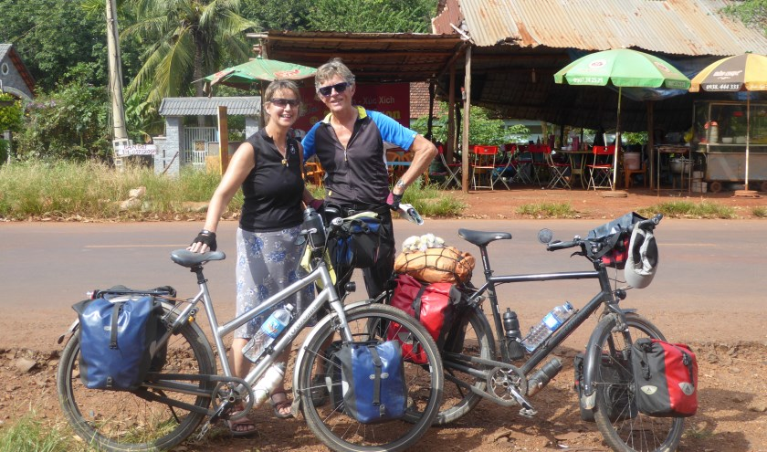 Maak de fietsreis door Zuid-Ooost Azië mee.