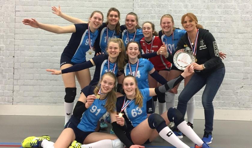 Zaterdag 7 april om 10.45 uur speelt kampioen Irene MA1 uit tegen VV Utrecht MA1 in de Galgenwaard in Utrecht.