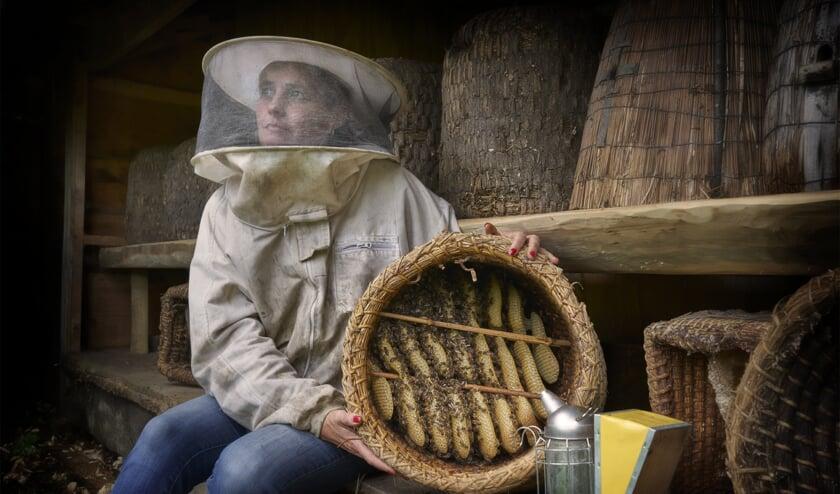 Sonne copijn vergelijkt Bijenvolk met een toverbron.