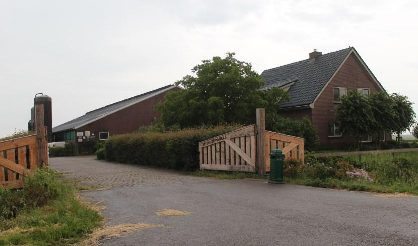 De officiële opening door wethouder Madeleine Bakker-Smit vindt plaats om 12.00 uur bij boerderij De Bonte Parels, aan de Korssesteeg 3 in Westbroek.