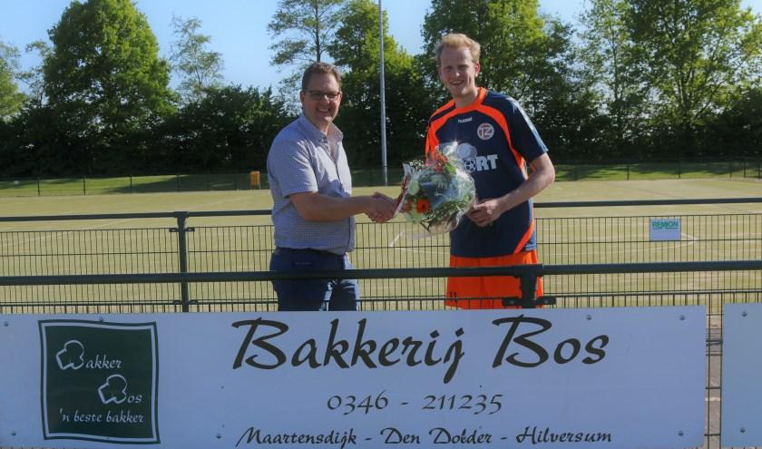 Bakker Bos heeft het contract verlengd.