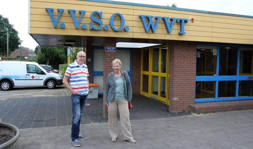 Peter Nieuwendijk en Hannie Dorr zijn beiden al 9 jaar (vanaf het begin) vrijwilligers bij Buurtbemiddeling De Bilt.