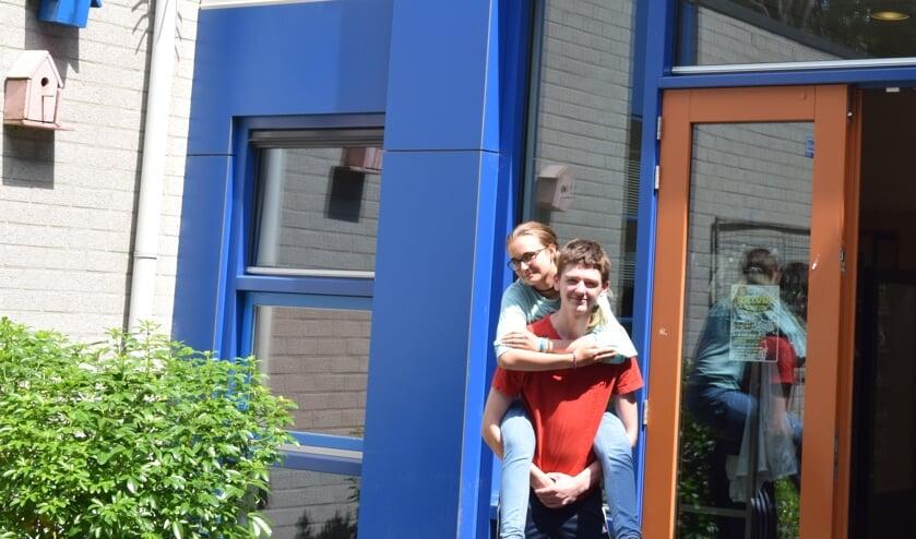Florian en Daniëlle willen meer aandacht voor autisme.