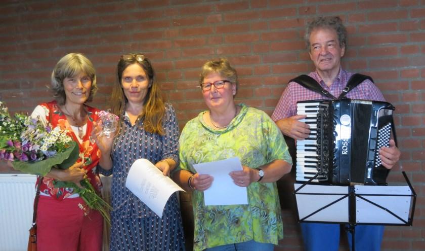 De zesde budgetkring De Bilt werd met een lied afgesloten.