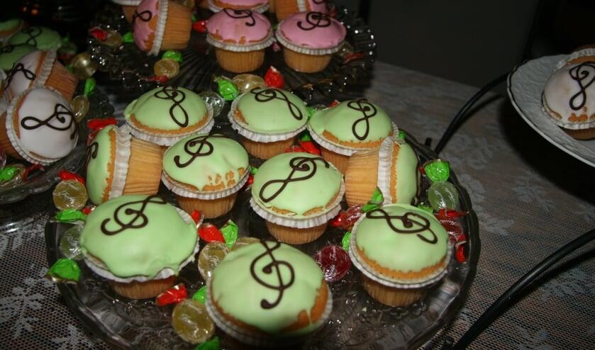Muzikale traktaties tijdens de muzikale avond.