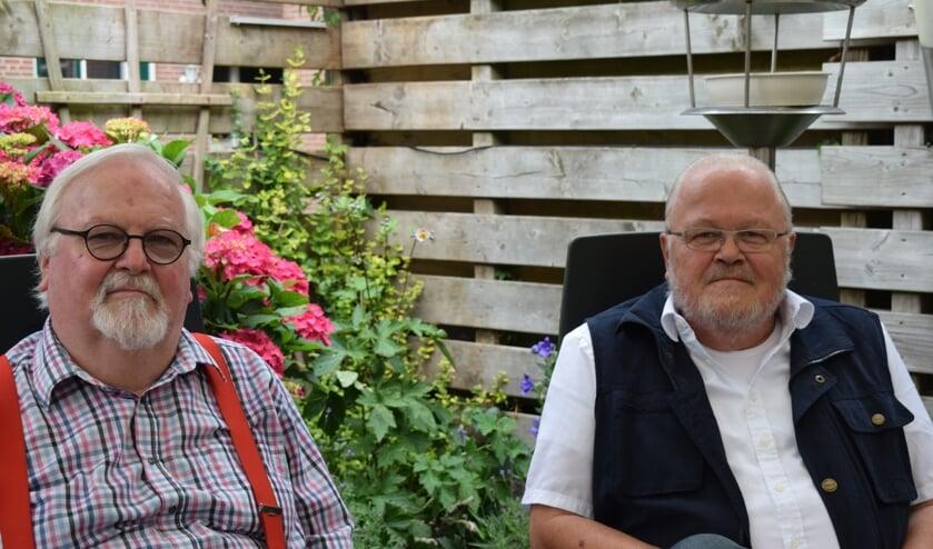 Tiemen en Jos van der Worp zijn al jaren lid van de Fotoclub Bilthoven.