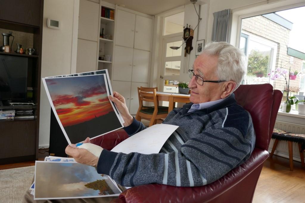 Peter van Raaij richt zich nu op vierkante uitsneden van foto's: 'Je kunt daarmee de aandacht op één onderdeel van de opname vestigen en dat geeft een heel ander en vaak ook interessanter beeld'.  Foto: Jeanette Kok © De Vierklank
