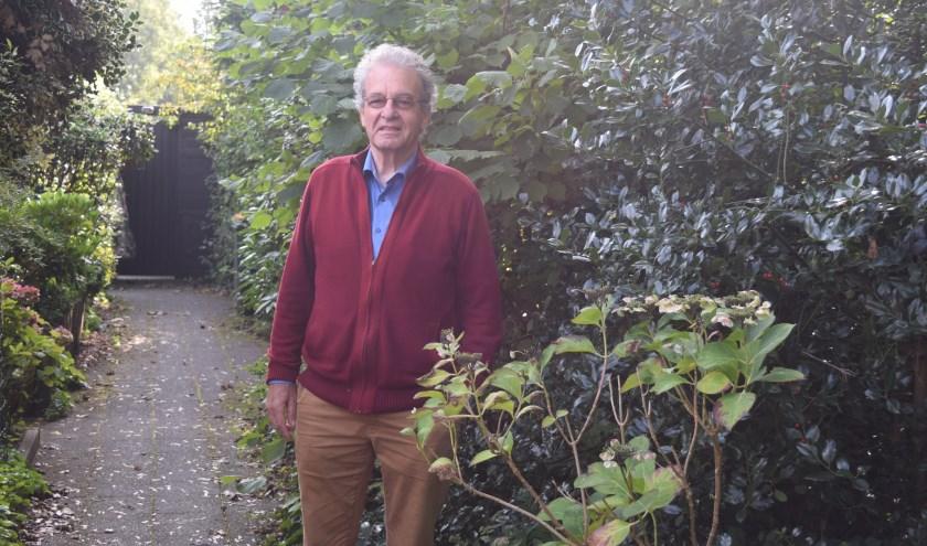 Oud-wethouder Ebbe Rost van Tonningen neemt ook deel aan de Budgetkring.