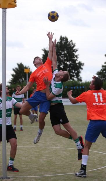 Met een 25-19-overwinning kwam Westbroek boven Groningen.