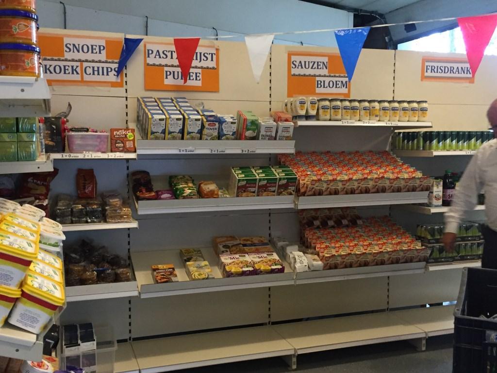 Meer keuzevrijheid bij de Voedselbank.  © De Vierklank