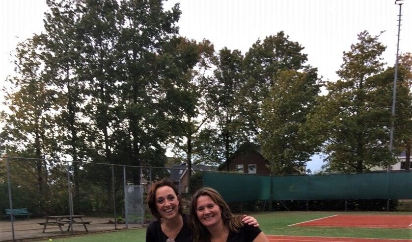Bij de dames waren Erica Lam en Wendy Baas, mede door hun ervaring op open toernooien in De Bilt en omstreken, hun tegenstanders ruimschoots de baas.