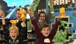 Twee winnaars Minecraft XL Bouwwedstrijd