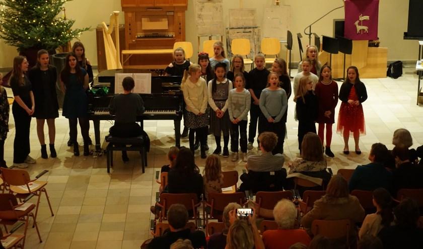 Kerstconcert in de Oosterlichtkerk