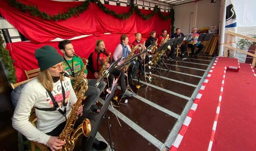 KBH bezoekt Weihnachtsmarkt Coesfeld