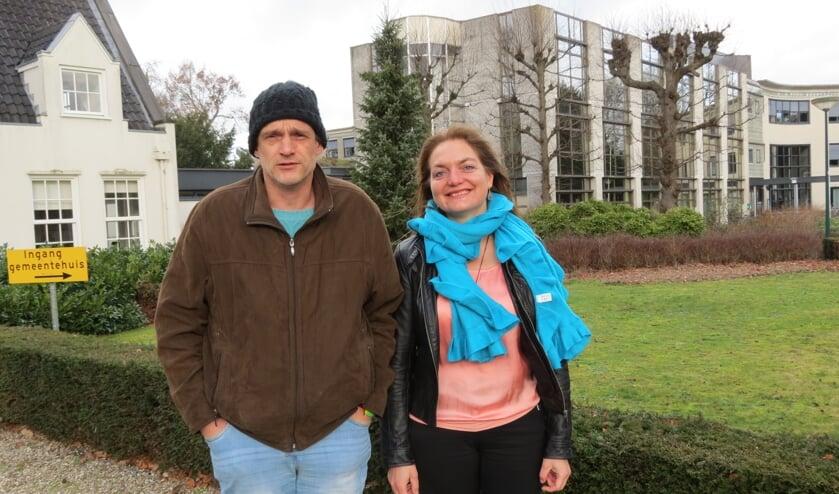Connie Brouwer en Menno Boer dienden de motie in waarmee het onderzoek kon starten.