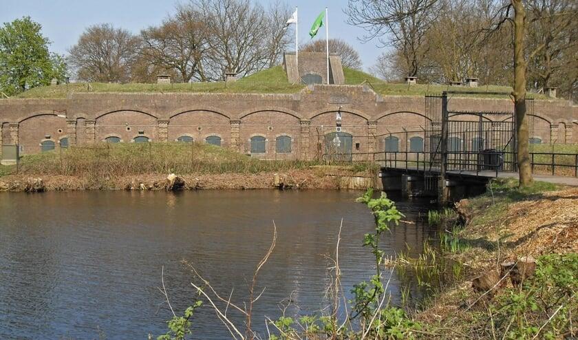 Fort Ruigenhoek was een belangrijk onderdeel van de Nieuwe Hollandse Waterlinie.