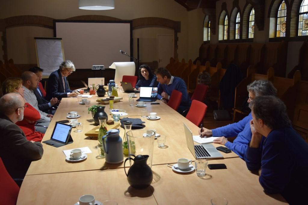 Diverse bedrijven binnen gemeente De Bilt zetten zich in voor een betere bereikbaarheid.  © De Vierklank