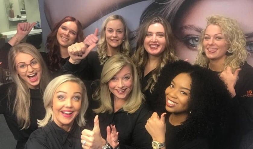 Hairdressers & Beauty: 25 jaar!